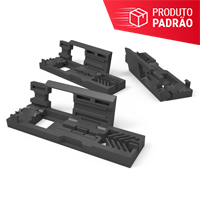 KIT COM 10 GABARITOS PARA CONECTOR DE CAMPO EZ! CONNECTOR