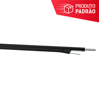 CABO OPTICO CFOAC-BLI-A/B-CM-01-AR-LSZH PR - BOBINA 1000M (DROP COMPACTO FIG.8 LOW FRICTION)