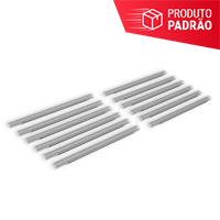 KIT PROTETOR DE EMENDA 40MM (CONJUNTO 48 PCS)